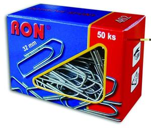 462 Paper Clips, boat shape 32 mm