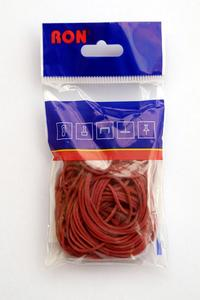 2731 Rubber Bands 25 mm, 110 pcs